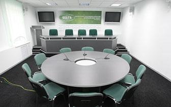 Круглый конференц зал